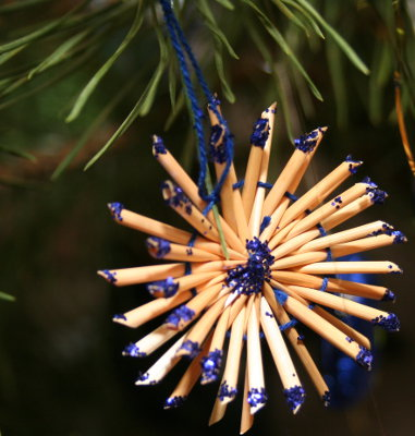hvězda na stromku
