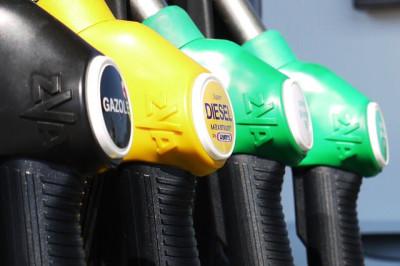 Stojan benzínky