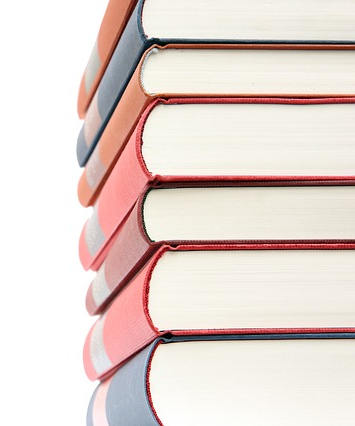 Knihy na sobě